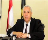 وزير الزراعة: نحاولالاستفادة من كل الأصولالمملوكةللدولة