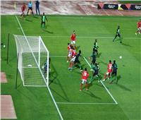 انطلاق الشوط الثانى من مباراة الأهلى وفيتا كلوب