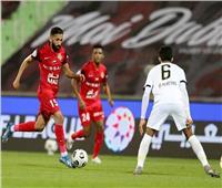 شباب الأهلي يتعادل مع الجزيرة 1\1 بالدوري الإماراتي