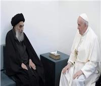 نداء من أجل السلام ويوم للتسامح.. قرارات بعد لقاء البابا والسيستاني