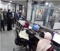 استمرار تلقي طلبات المواطنين للتصالح في مخالفات البناء بمركز أشمون