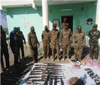 الجيش السوداني يحبط تهريب أسلحة للمليشيات الإثيوبية