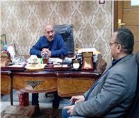 رئيس حي الضواحي ببورسعيد: الميناء البري الجديد نقلة حضارية بالمحافظة   فيديو