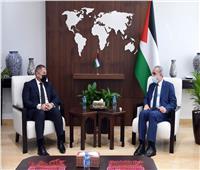 رئيس وزراء فلسطين: نريد أن يكون التزود بالغاز من مصر