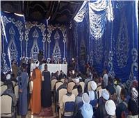 إنهاء خصومة ثأرية بين عائلتي في قرية «حمرة الدوم» بنجع حمادي
