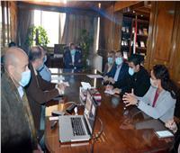 القليوبية تخصص 5 ملايين يورو لتطوير الصحة والتعليم والطرق