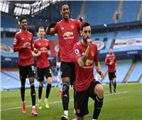 مانشستر يونايتد يفاجئ السيتي ويقفز للمركز الثاني في «البريميرليج»