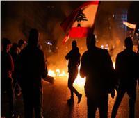 التظاهرات في لبنان تتواصل لليوم السادس «تواليًا» تنديدًا بالأوضاع الاقتصادية