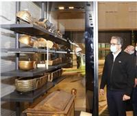 المتحف المصري الكبير يستقبل كنوز توت عنخ أمون   صور
