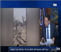 شاهد عيان على حادث قطار أبو تشت: «الست بتمر بأزمة نفسية»