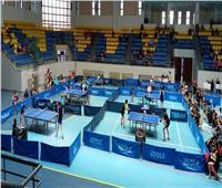 الإسماعيلية تستضيف نهائيات الدورة المجمعة الأولى والثانية لتنس الطاولة