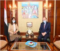 سفير الاتحاد الأوروبي في مصر يشيد بتعامل الحكومة مع جائحة كورونا