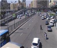 الحالة المرورية.. مرونة في حركة السيارات بالقاهرة والجيزة