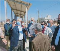وزير الزراعة يوجه برفع كفاءة الأصول التابعة لمركز البحوث الزراعية | صور