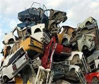 أول قرار رسمي من محافظ القليوبية بشأن مبادرة «تخريد السيارات»