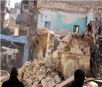 انهيار منزل بأبوقرقاص في المنيا دون أضرار بشرية
