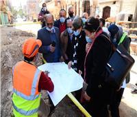 بالصور.. تطوير شبكات مياه الشرب والصرف الصحي بالإسكندرية