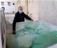 «تموين بورسعيد»: ضبط المخابز المهربة للدقيقوتوفر السلع الغذائية