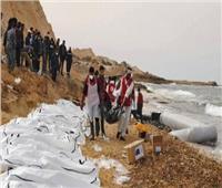 انتشال جثة 14 مهاجرًا غير شرعي قبالة سواحل تونس
