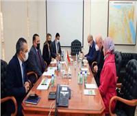 الريف المصري والسفير الإسباني يبحثان التعاونبمشروع الـ 1.5 مليون فدان