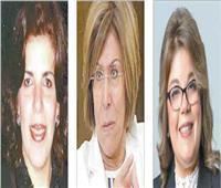 نجمات تتلألأ في البرلمان| أول سيدة وكيلا للشيوخ.. و8 في هيئات المكاتب