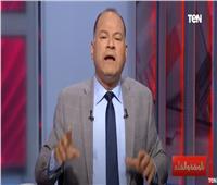 نشأت الديهي: مصر لا تشهد عصبية في اتخاذ القرار.. فيديو