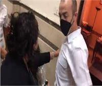 اليوم..محاكمة «سيدة المحكمة» بتهمة الاعتداء على ضابط شرطة