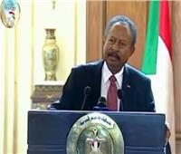 رئيس الوزراء السوداني: استفدنا من التجربة المصرية فى الإصلاح الاقتصادي