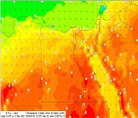 طقس مائل للحرارة ورياح.. خريطة الطقس حتى الثلاثاء 25 مايو