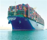 اقتصادية قناة السويس: عبور 66 سفينة خلال فبراير بمينائي السخنة والأدبية