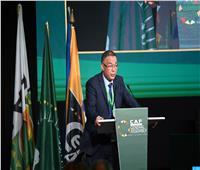 انتخابات الكاف| لقجع يطالب بتخفيض النفقات «فيديو»