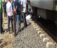 مصرع شاب صدمه قطار في السنطة