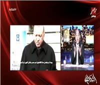 عمرو أديب: «مصر لا تتعدى على حقوق الغير»