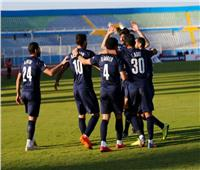 تشكيل بيراميدز لمواجهة العبور في كأس مصر