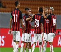 الدوري الإيطالي  ميلان في مواجهة نابولي