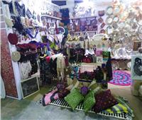 صبحي: معرض «البازار» يعكس دعم الدولة والوزارةللصناعات الحرفية النادرة