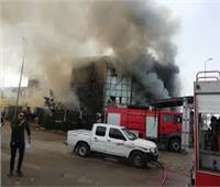 القوى العاملة: 9 مخالفات في مصنع الملابس الجاهزة المحترق بالعبور