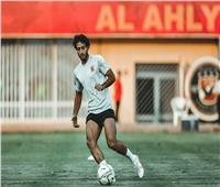 أبو عبلة: هاني يشارك في مران الأهلي غدًا وجاهز لمواجهة فيتا 
