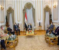 وزير الإنتاج الحربي والسفير الألماني يبحثان تعزيز التعاون المشترك