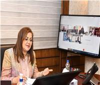 وزيرة التخطيط تستعرض إجراءات الأمم المتحدة لمواجهة كورونا