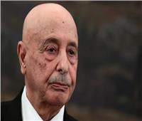 عقيلة صالح يطالب الحكومة الليبية الجديدة بإخراج المرتزقة من ليبيا