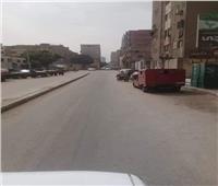 رفع 15 طن مخلفات وأتربة في حملة نظافة بحي غرب المنيا