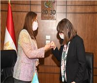 منسقة الأمم المتحدة نهدف لإدماج أهداف التنمية المستدامة في العمل المشترك مع مصر