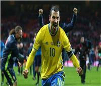 بعد غياب 5 أعوام.. إبراهيموفيتش ضمن قائمة منتخب السويد
