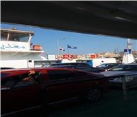 اقتصادية قناة السويس: 188 سفينة بموانئ المنطقة الشمالية خلال فبراير