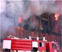 حريق مصنع القناطر..الأبرز بحوادث القليوبية في أسبوع