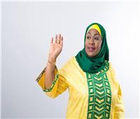 «سامية حسن» تؤدي اليمين الدستورية لتصبح أول امرأة تتولى منصب الرئيس في تنزانيا