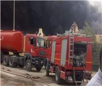 أبرزها مصنع القناطر.. 4 حرائق خلال أسبوع بمحافظة القليوبية