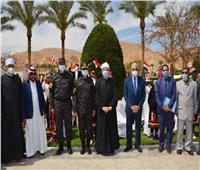 يومان في جنوب سيناء.. تفاصيل زيارة وزير الأوقاف للمدينة الساحرة| صور