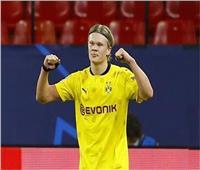 «هالاند» يتفوق على 5 أندية في «البوندسليجا الألماني»